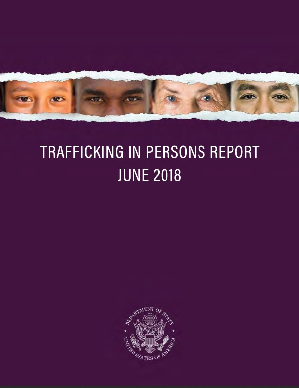 Traffick report USA June 2018